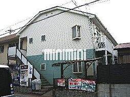 アロマハイツ[1階]の外観