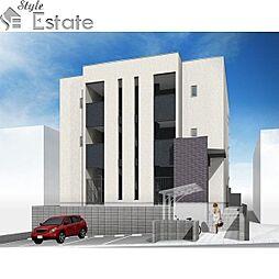 ロンドプラット[2階]の外観