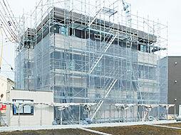 レジデンスSAKURAMORI[102号室]の外観