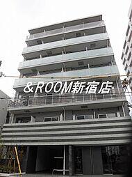 東京都中野区丸山2丁目の賃貸マンションの外観