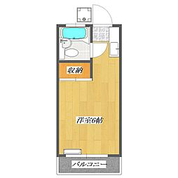 Barist House[312号室]の間取り
