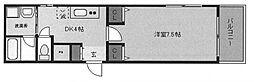 パレ・クレール[3階]の間取り