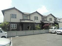 福岡県北九州市戸畑区牧山1丁目の賃貸アパートの外観
