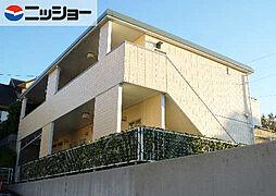 グランパスII[2階]の外観