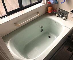 日頃の疲れを癒す浴室