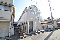 兵庫県姫路市野里新町の賃貸アパートの外観