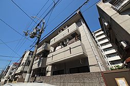 兵庫県西宮市南昭和町の賃貸マンションの外観