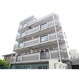 大阪府寝屋川市田井町の賃貸マンションの外観