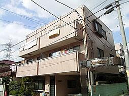 リバーサイド斉藤[3階]の外観