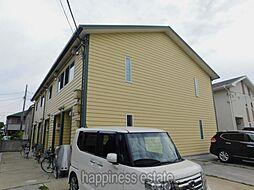 [テラスハウス] 神奈川県相模原市南区東林間6丁目 の賃貸【/】の外観