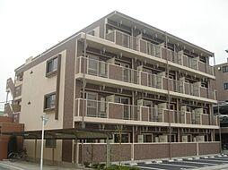 ボヌール五番館[4階]の外観