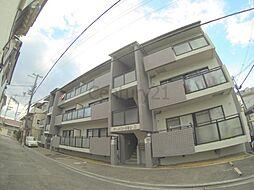 大阪府池田市鉢塚2丁目の賃貸マンションの外観
