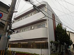 ハイツ大倉[3階]の外観