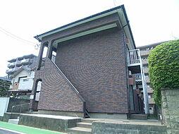 サンコーポ司[2階]の外観