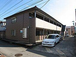 ファミーユ円光寺[203号室号室]の外観