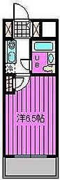 宮原ステーションプラザ[402号室]の間取り