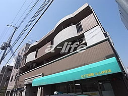 兵庫県神戸市東灘区本山中町3丁目の賃貸マンションの外観