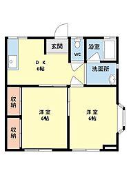 新鹿沼駅 3.5万円