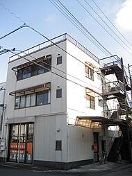 埼玉県草加市旭町3丁目の賃貸マンションの外観