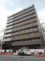 プランドール新大阪PARKレジデンス[4階]の外観