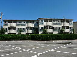 富山県高岡市清水町3丁目の賃貸マンションの外観