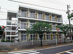 千葉県松戸市小金原8の賃貸マンションの外観