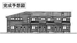 ヴィラ四ノ宮[203号室号室]の外観