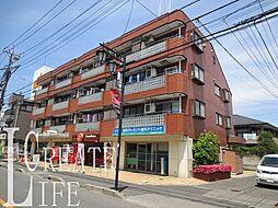 埼玉県さいたま市桜区田島3丁目の賃貸マンションの外観