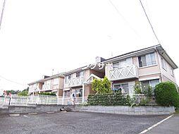 東京都八王子市戸吹町の賃貸アパートの外観