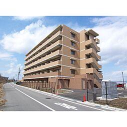 新潟県新潟市中央区湖南の賃貸マンションの外観