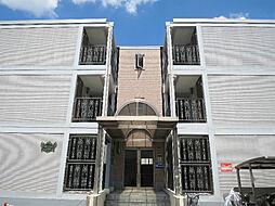 ラポール友愛II[2階]の外観
