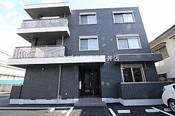 岡山県岡山市中区新京橋1丁目の賃貸マンションの外観