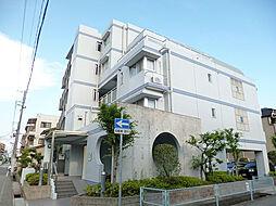 兵庫県西宮市甲子園口4丁目の賃貸マンションの外観