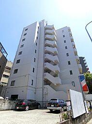 東京都北区王子3の賃貸マンションの外観