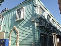 東京都杉並区高円寺北3丁目の賃貸アパートの外観
