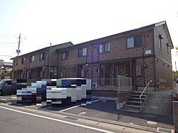 千葉県市川市北方3丁目の賃貸アパートの外観