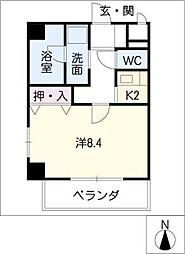 久保建設ビル[3階]の間取り