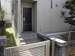 [テラスハウス] 愛知県名古屋市西区万代町2丁目 の賃貸【愛知県 / 名古屋市西区】の外観