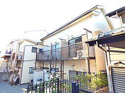 千葉県船橋市前原西5丁目の賃貸アパートの外観