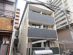 Osaka Metro谷町線 関目高殿駅 徒歩1分の賃貸アパート