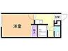間取り,1K,面積23.18m2,賃料3.7万円,札幌市営東西線 ひばりが丘駅 徒歩9分,札幌市営東西線 新さっぽろ駅 徒歩10分,北海道札幌市厚別区厚別南2丁目10番25号