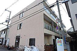 大阪府東大阪市吉田1の賃貸マンションの外観