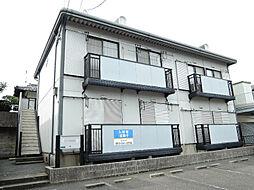 福岡県北九州市小倉南区津田南町の賃貸アパートの外観
