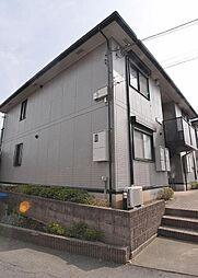 オードリー・モア弐番館[2階]の外観