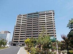 ポレスターガーデンシティ清心[14階]の外観