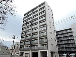 北海道札幌市東区北十一条東1丁目の賃貸マンションの外観