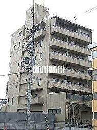 上原マンション1[6階]の外観