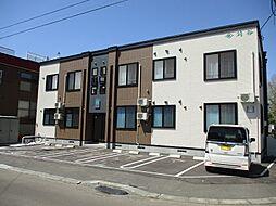 札幌市営東豊線 新道東駅 徒歩7分の賃貸アパート
