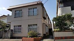 兵庫県明石市魚住町錦が丘3丁目の賃貸マンションの外観