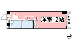 警察署前駅 4.4万円